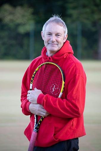 Craig Jarrom - Tennis Coach