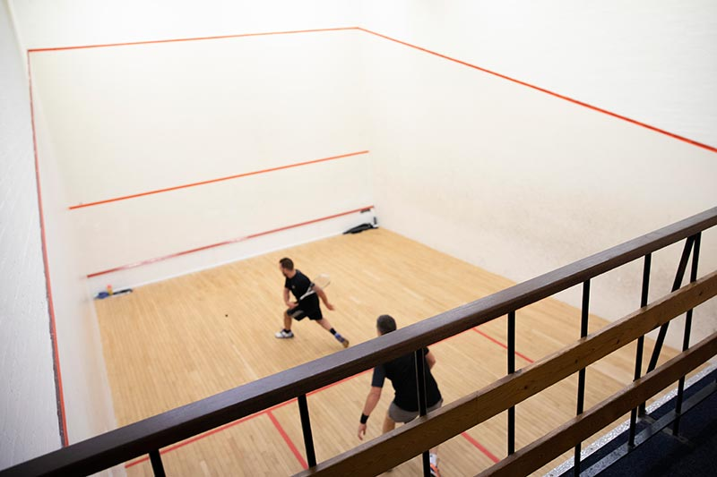 Huddersfield Squash Courts