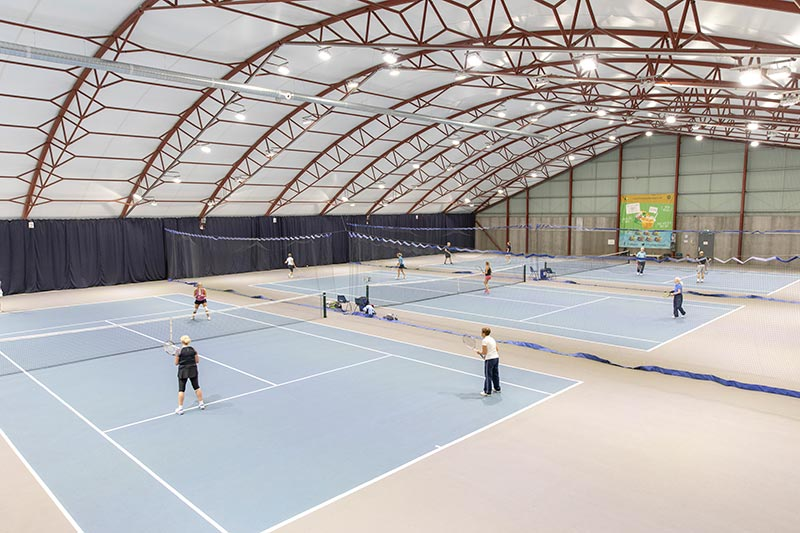 Huddersfield Indoor Tennis Courts