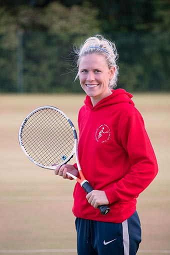 Kate Mallin - Tennis Coach