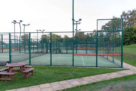 Huddersfield LTSC Padel Tennis