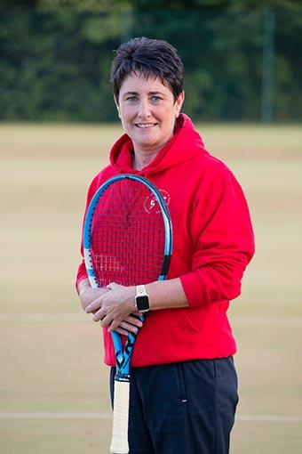 Rebecca Lee Tennis Coach
