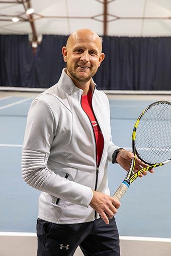 Tomas David - Tennis Coach